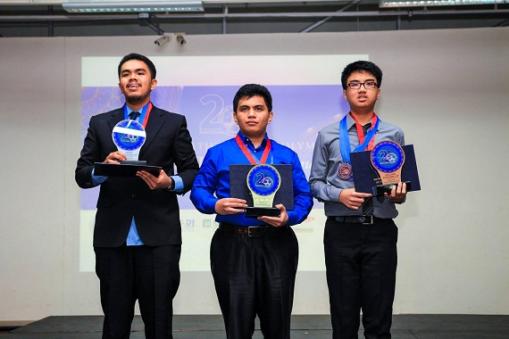 New winners join Dulay as 20th PMO Champions